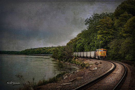 Train by Jeff Swanson