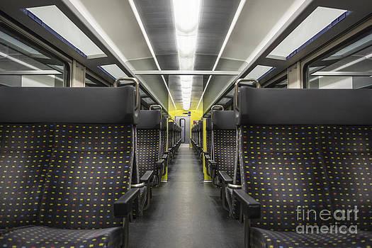 Train by Maurizio Bacciarini