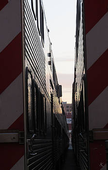 Train Ride by Kelly Smith