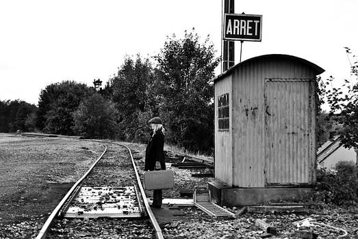 Train by Soizic Hascoet