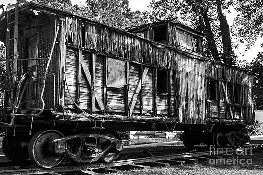 Train Stop Forever by Debra K Roberts
