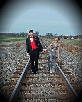 Train Stopped for the Prom by Regina McLeroy