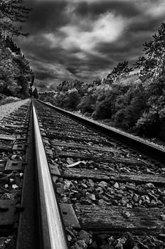 Train to Nowhere by Jesse Wright