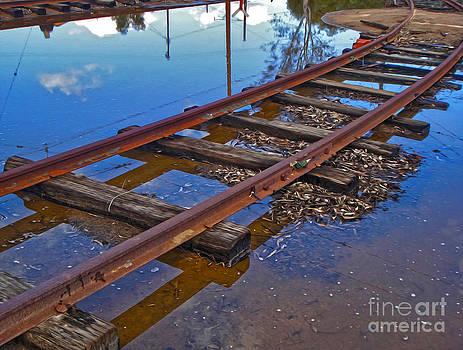 Gregory Dyer - Train Tracks