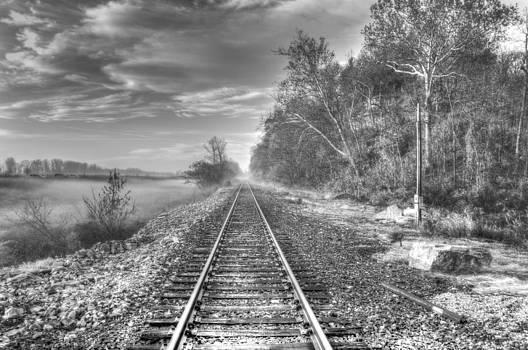 Train Tracks by Jay Swisher