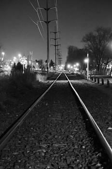 Train Tracks by Joshua M Schreiber