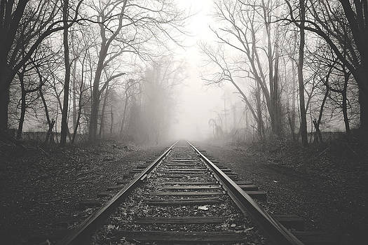 Train Tracks by Kim Zier