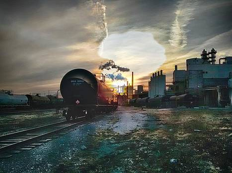 Trains Color Exploring by Dustin Soph