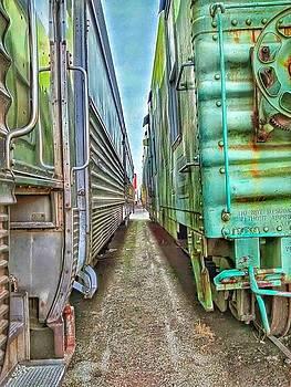 Trains Gap  by Dustin Soph