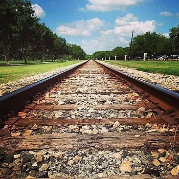 #traintracks by Sarah Johanson