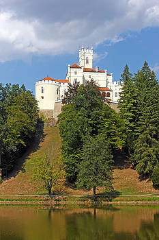 Trakoscan castle by Borislav Marinic