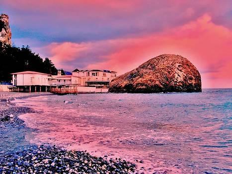 Rick Todaro - Tranquil Black Sea Coast