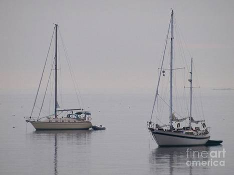 Tranquil Mooring   by Maria Wood