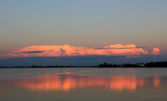 Tranquil Reflections by Robert Geier
