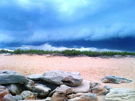 Tranquil Storm by Julie Wilcox