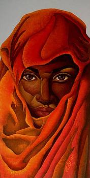 Transcendental Nubian by William Roby