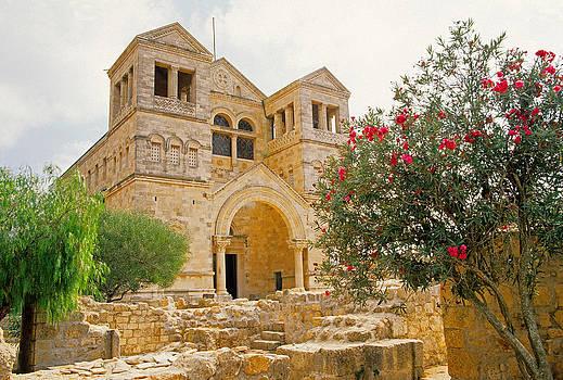 Dennis Cox - Transfiguration church