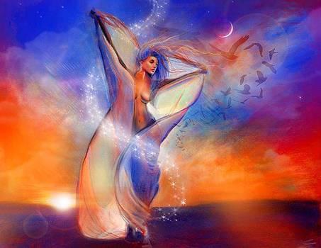 Transformed Woman  by Lucinda Rae