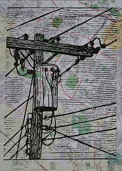 William Cauthern - Transformer on Map