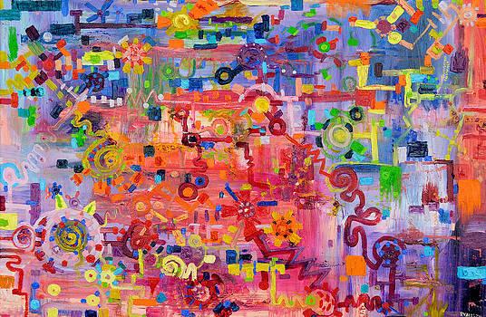 Regina Valluzzi - Transition to Chaos
