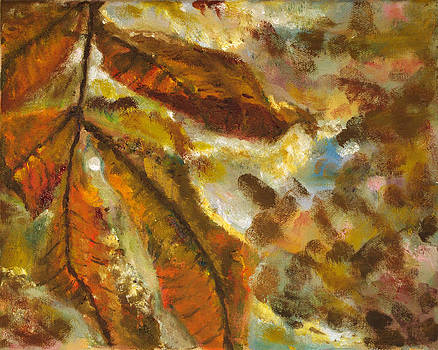 Translucent Leaves by Jennifer Braxton