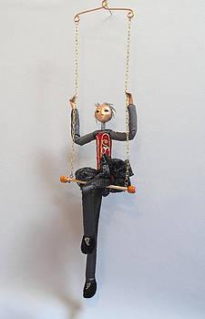 Trapeze by Lynn Wartski