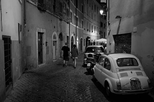 Trastevere Stroll  by Corey Sheehan
