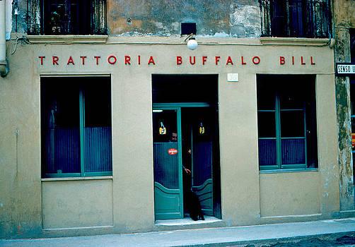 Trattoria Buffalo Bill 1962 by Cumberland Warden