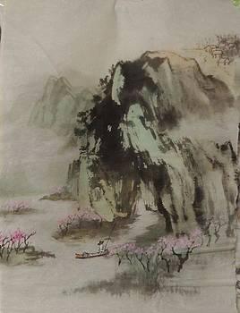 Mountains by Jennifer Pong