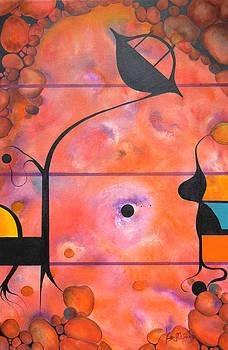 Traveler by Ken Caffey
