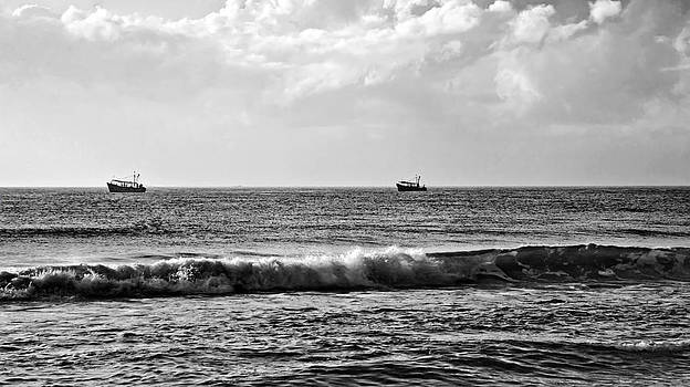 Kantilal Patel - Trawling the Horizon