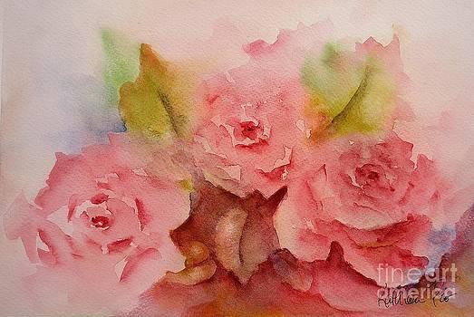 Tre Rose by Kathleen Pio