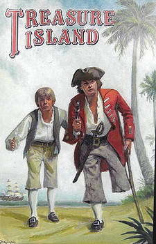 Treasure Island by Mel Greifinger