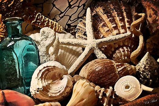 Treasures from the Sea by Cole Black