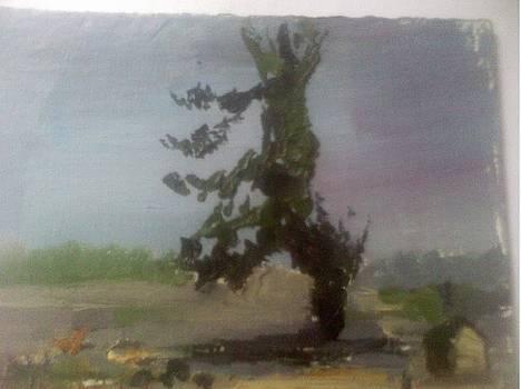 Tree 1 by Victoria Tekhtilova