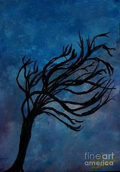 Gail Matthews - Tree dancing wth the Wind