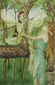 Tree Fey by Carrie Viscome Skinner