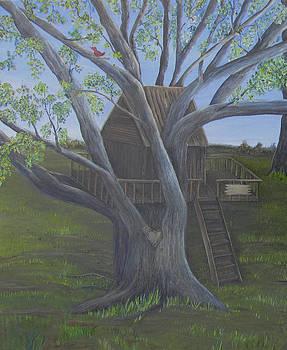 Tree House by Linda Clark