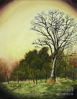 Tree in the Meadow by Gail Darnell