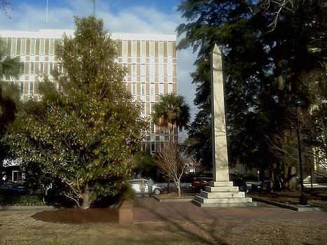Tree Monument by Maura Garcia