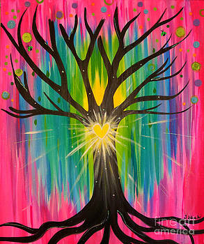 Tree of Blessings by Jonathan Kania