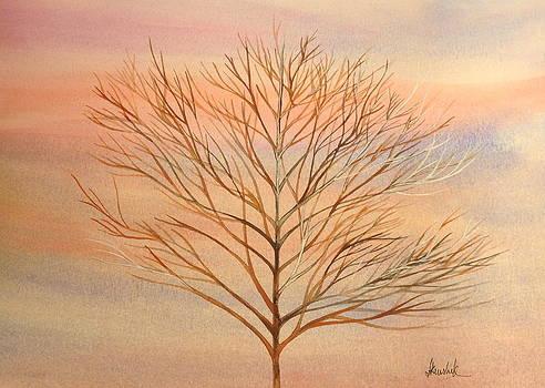Tree Of Hope And Life by Ashima Kaushik