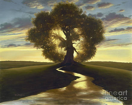 Tree of Life by Dan Dollahon