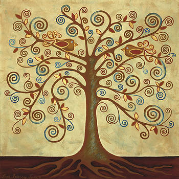 Tree of Life by Lisa Frances Judd