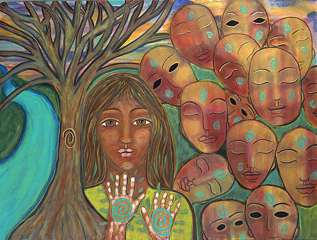 Tree of Life by Mary Schilder