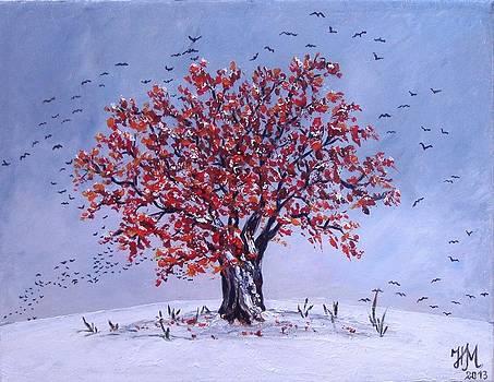 Tree of Life by Nina Mitkova