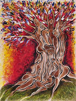Tree of Life by Sherrell Cisco