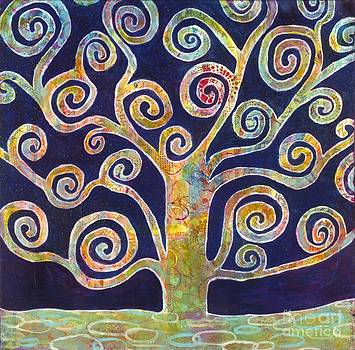 Tree of life by Turkan Ilkdemirci