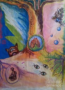 Tree of life by Yan Michalevsky