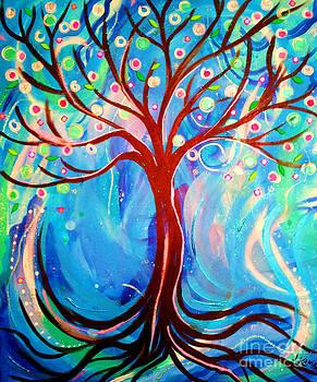 Tree of Praise by Jonathan Kania